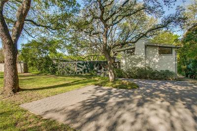 Dallas Single Family Home For Sale: 10405 Eastlawn Drive