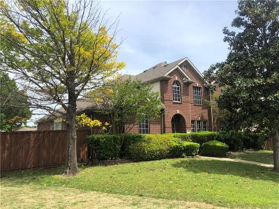 Frisco Single Family Home For Sale: 4300 Tanglewood Lane