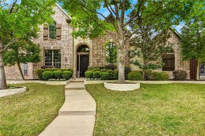 Plano Single Family Home For Sale: 8040 Marathon Drive