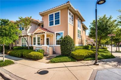 Irving Townhouse For Sale: 6802 Oeste Drive