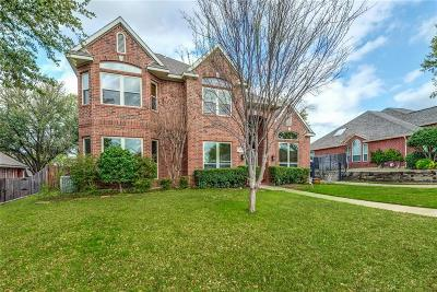 Hurst Single Family Home Active Option Contract: 304 Brazil Drive