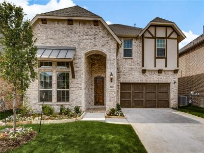 Irving Single Family Home For Sale: 3440 Begonia Lane