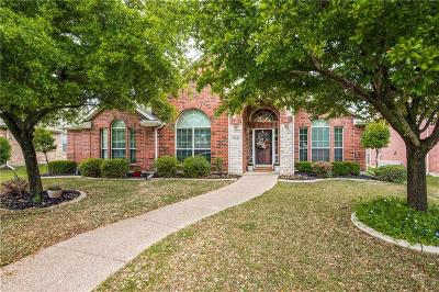 Frisco Single Family Home For Sale: 12601 Bruschetta Drive