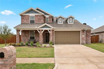 Collin County Single Family Home For Sale: 1101 Foxtail Drive