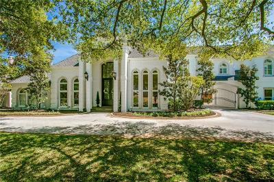 Colleyville Single Family Home For Sale: 4401 Meandering Way