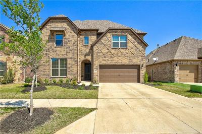Prosper Single Family Home For Sale: 16521 Millenium Park Place
