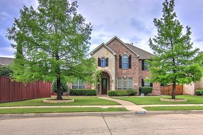 Denton County Single Family Home For Sale: 3448 Baldcypress Drive