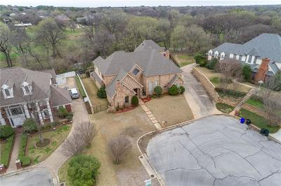 Colleyville Single Family Home For Sale: 4107 Trail Bend Court