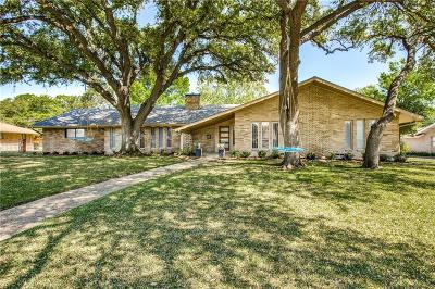 Dallas Single Family Home For Sale: 4623 Heatherbrook Drive