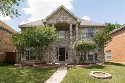 Plano Single Family Home For Sale: 6737 Macintosh Drive