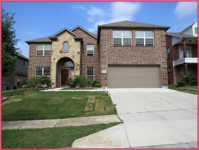 Fort Worth Single Family Home For Sale: 9005 McFarland Way