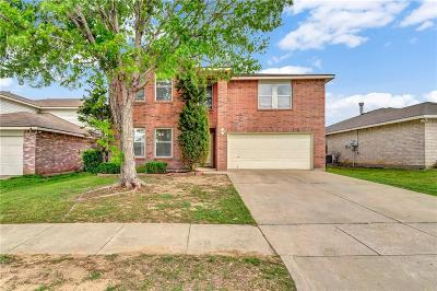 Fort Worth Single Family Home For Sale: 8733 Stonebriar Lane