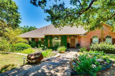 Grapevine Single Family Home For Sale: 2924 N Kimball Avenue