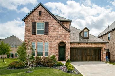 Coppell Single Family Home For Sale: 818 Preakness Lane