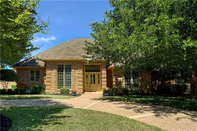 Colleyville Single Family Home Active Option Contract: 4306 Pembrooke Parkway W