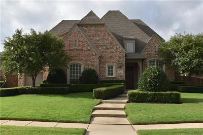 Allen Single Family Home Active Kick Out: 873 Cinnamon Court