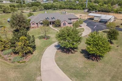 Fort Worth Single Family Home For Sale: 46 Stage Coach Road