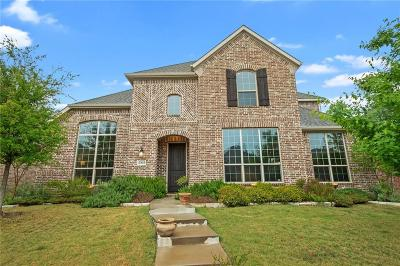 Sachse Single Family Home For Sale: 3505 Meadow Bluff Lane