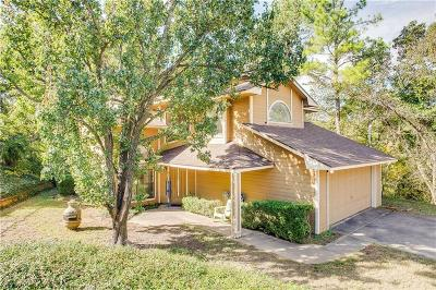 Denison Single Family Home For Sale: 1205 Ivey Drive