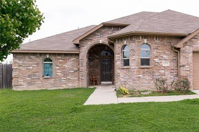 Denton Single Family Home For Sale: 2805 Wicker Way