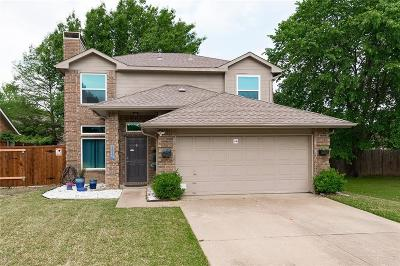 Grapevine Residential Lease For Lease: 1517 Bennington Court