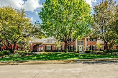 Plano Single Family Home For Sale: 5604 Banister Court