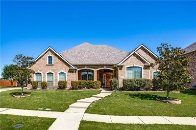 McKinney Single Family Home For Sale: 2000 Red Rock Drive