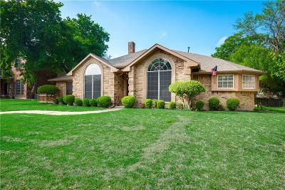 Collin County Single Family Home For Sale: 2414 Crestview Drive