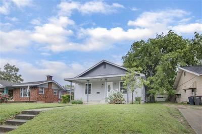 Fort Worth Single Family Home For Sale: 3632 Travis Avenue