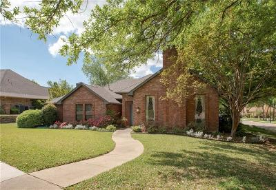 Coppell Single Family Home For Sale: 703 Meadowlark Lane
