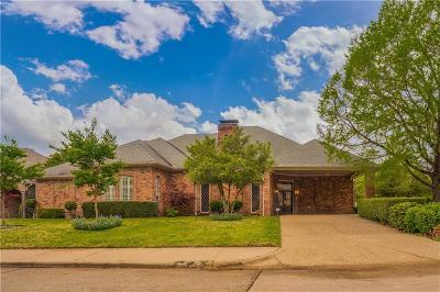 Dallas Single Family Home For Sale: 4140 Manorview Lane