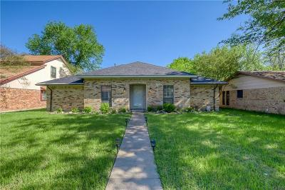 Garland Single Family Home For Sale: 1117 Westminster Lane