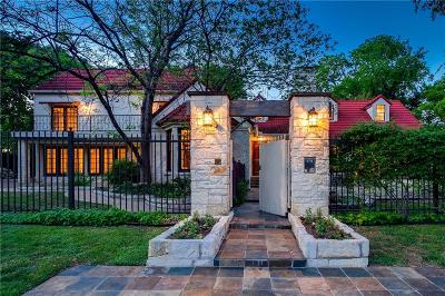 Dallas Single Family Home For Sale: 1503 Cedar Hill Avenue
