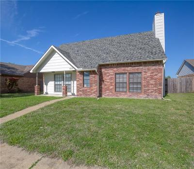 Rowlett Single Family Home For Sale: 4517 Ebb Tide Drive