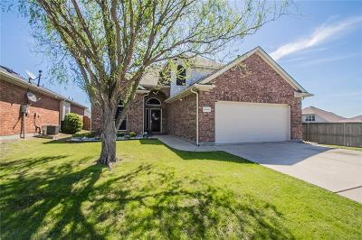 Fort Worth Single Family Home For Sale: 6400 Alexandra Meadows Drive
