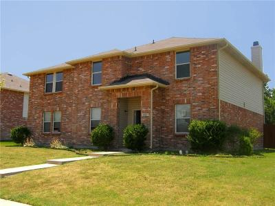 Rockwall Single Family Home For Sale: 3005 Double Oak Drive