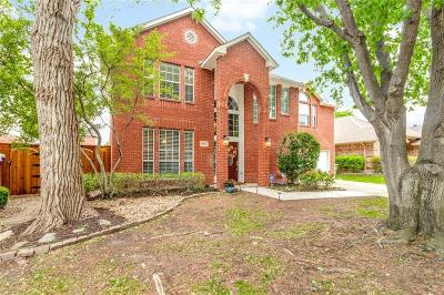 Flower Mound Single Family Home For Sale: 1805 Robin Lane