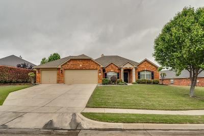 Johnson County Single Family Home Active Option Contract: 2728 Pinnacle Drive