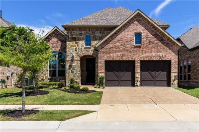 Lewisville Single Family Home For Sale: 5113 Engleswood Trail