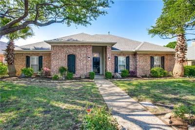 Dallas County, Denton County, Collin County, Cooke County, Grayson County, Jack County, Johnson County, Palo Pinto County, Parker County, Tarrant County, Wise County Single Family Home For Sale: 6412 Missy Drive