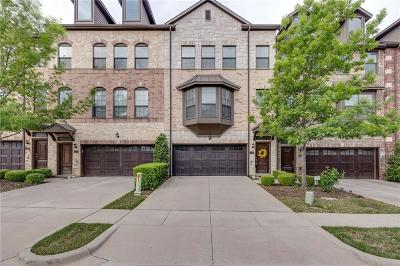 Irving Townhouse For Sale: 1558 Biltmore Lane