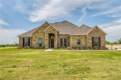 Weatherford Single Family Home For Sale: 106 N Ridge Court