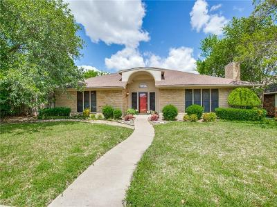 Richardson Single Family Home For Sale: 1115 Kenshire Lane