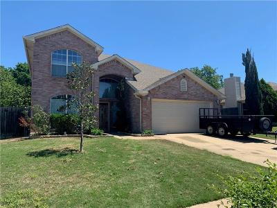 Grand Prairie Single Family Home For Sale: 3336 Autumn View Drive