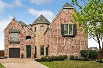 Frisco Single Family Home For Sale: 15220 Bardwell Lane