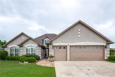 Denton Single Family Home For Sale: 12000 Claridge Court