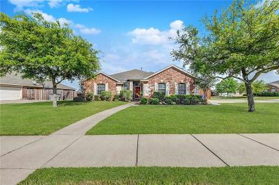 Forney Single Family Home For Sale: 2005 Monarch Drive