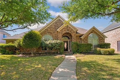 Collin County Single Family Home For Sale: 4400 Knollview Drive