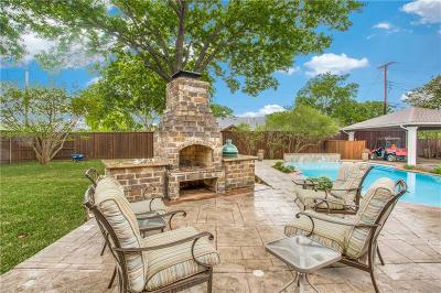 Dallas County Single Family Home For Sale: 10207 Sherbrook Lane