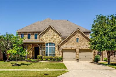 Frisco Single Family Home Active Contingent: 442 Rushing Water Drive